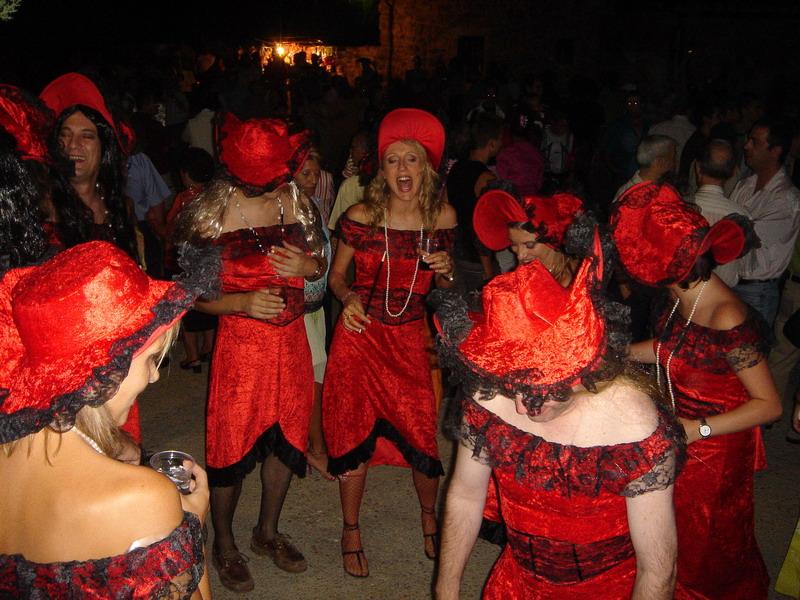 Bailes de disfraces #9