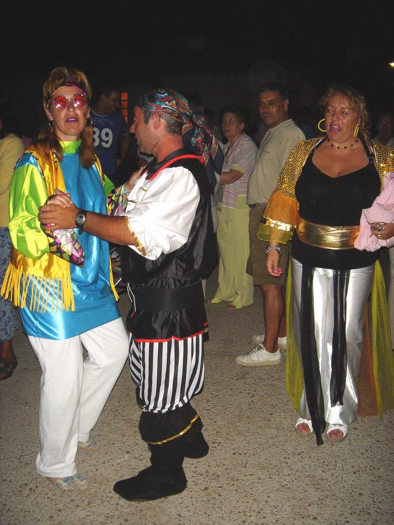 Bailes de disfraces #25